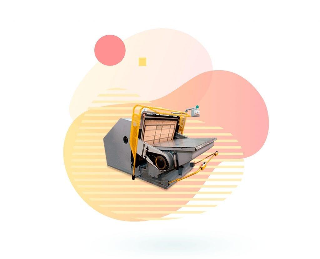 Troqueladora de Tímpano