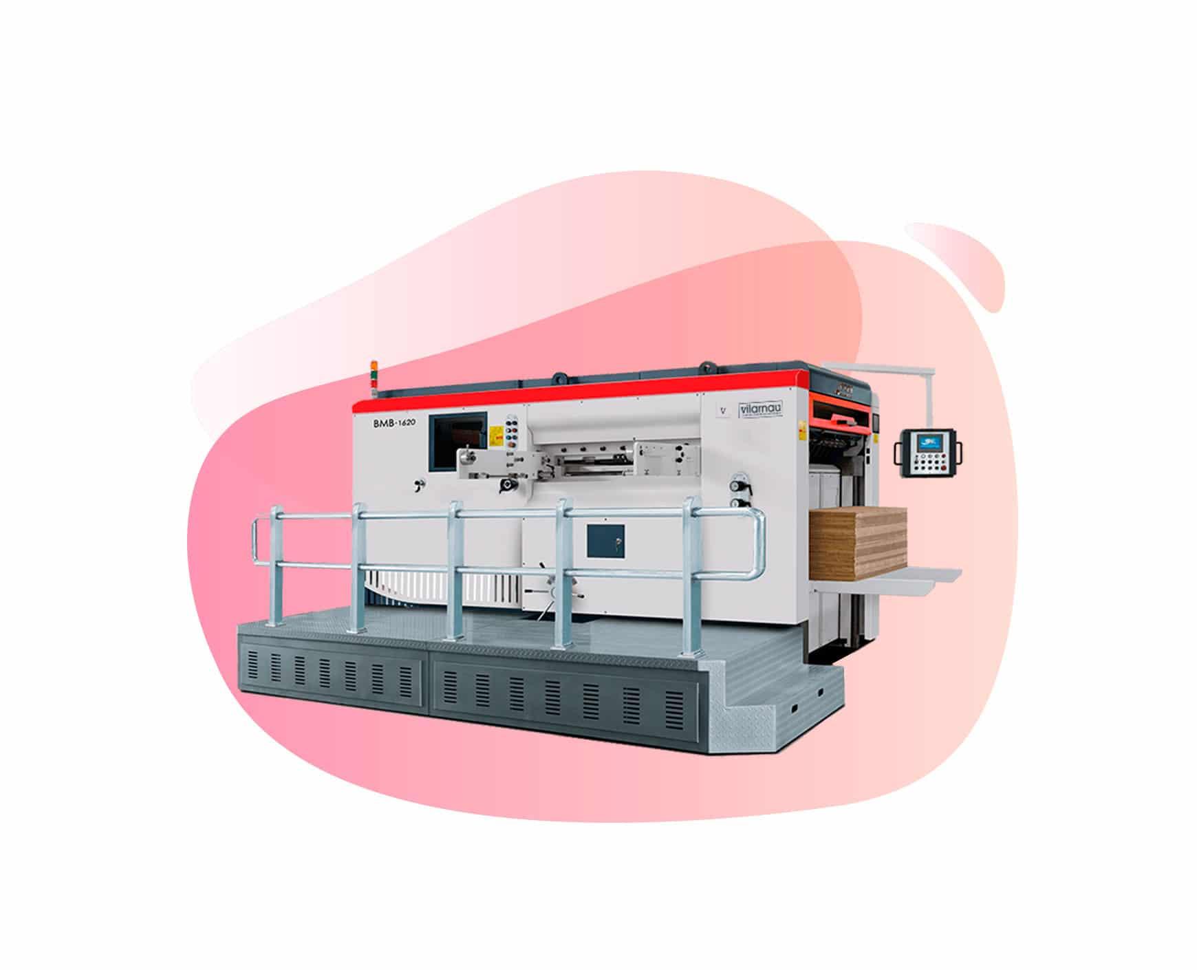 BMB ECO – Troqueladora Semi-automática