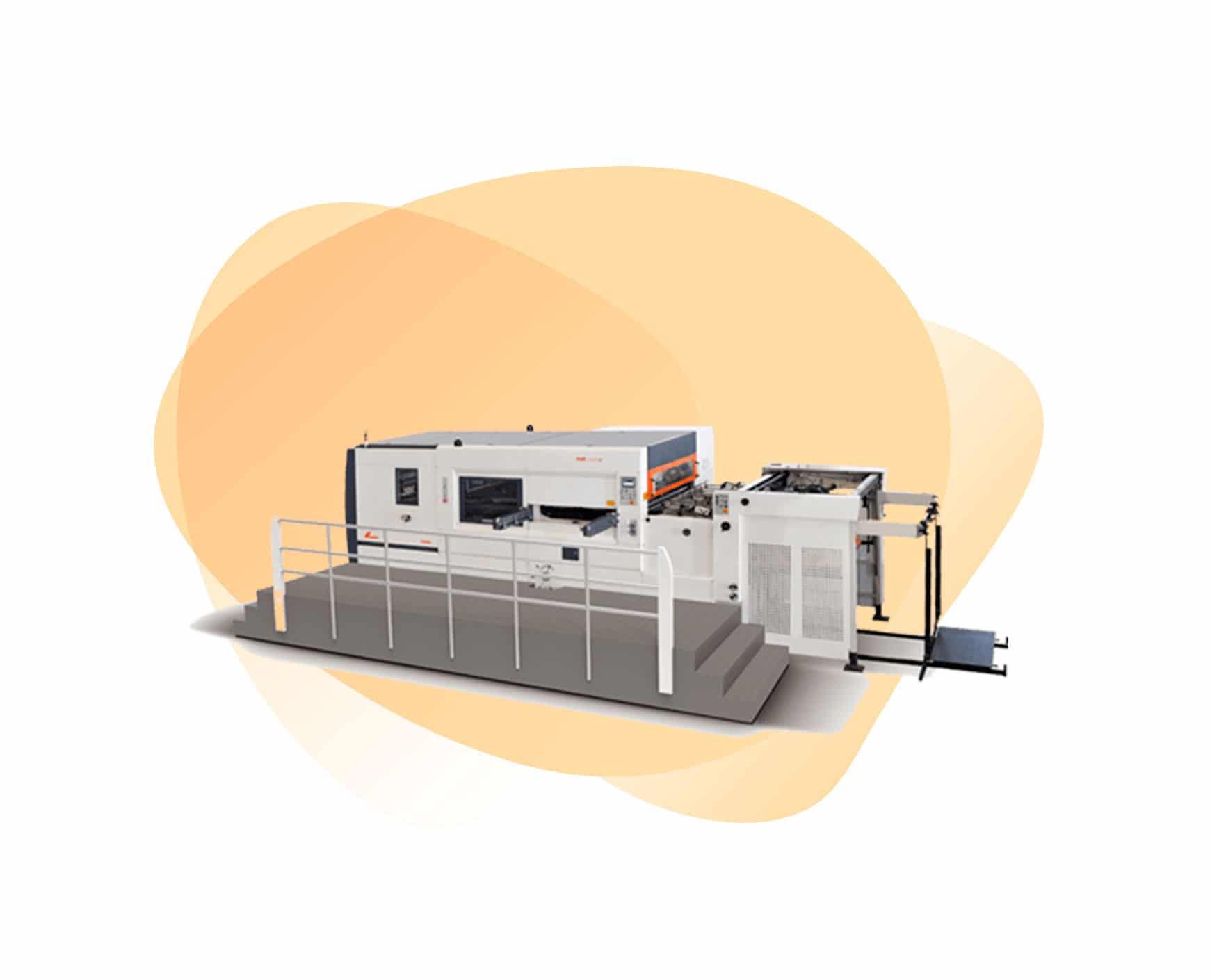 BMB 1450 CS – Troqueladora Automática 148×108